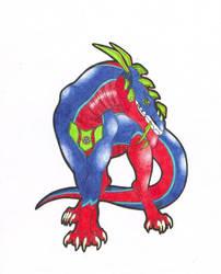 Evil Beau, Kitterain by DragonBoosterClub