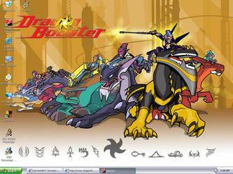 Dragon Booster wallpaper by DragonBoosterClub