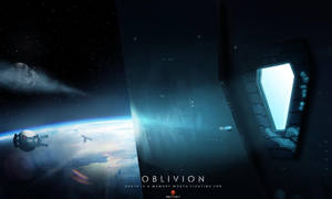 OBLIVION by smookeyart