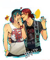 :Amour Sucre: bromance is cool~ by BTRumple
