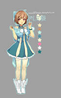 :UTAU Design: Doremi Ai by BTRumple