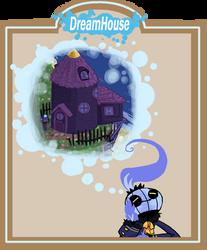 Bentleys dream house by RagtimeLime