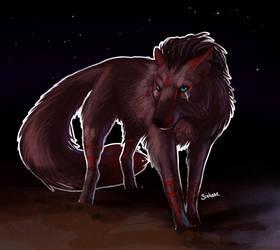Jessy Prowls by barish-ki-boond