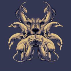 dogs by barish-ki-boond