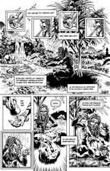 Garden of Weeden Page One by boognish420