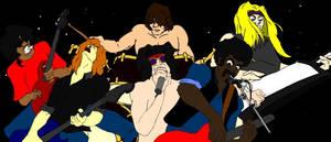 The Sexx Vulturez by smartmouthstudios