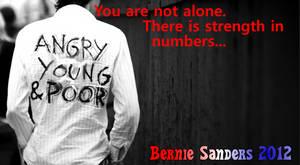 Bernie Sanders 2012, 1 by smartmouthstudios