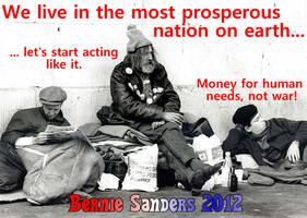 Bernie Sanders 2012, 2 by smartmouthstudios