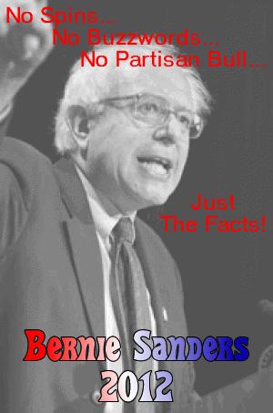 Bernie Sanders 2012, 3 by smartmouthstudios