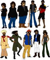 Phreak Boy Concept Art by smartmouthstudios