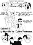 Secret Adventures of Sherlock Holmes V by smartmouthstudios