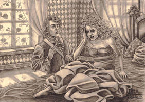 Awakening of Sleeping Beauty by Manweri