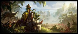 Queen Nilja's Revenge by Manweri