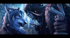 Lone Wolves by Manweri