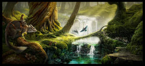 Journey to Elderbeck by Manweri