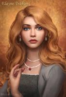 Elayne Trakand by Manweri