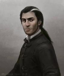 FitzChivalry Farseer by Manweri