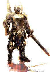 Armored Badass by MatoelGrande