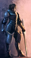 Warrior 3 by Leevitron