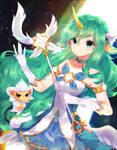 Star Guardian Soraka by Shirouu-kun