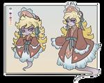 Victorian Ghost Girl 02 - CLOSED by artofdroth