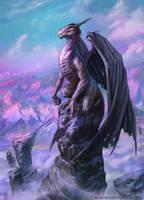 Dragon by Verehin