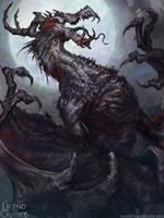 Black Dragon by Verehin