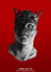 Dark Souls 2  The Sunken king by Verehin