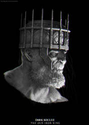 Dark Souls 2  The Old Iron king by Verehin