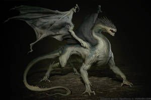 Dragon for Spellforce 3 by Verehin