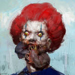 clown by Verehin