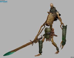 Skeleton by Verehin