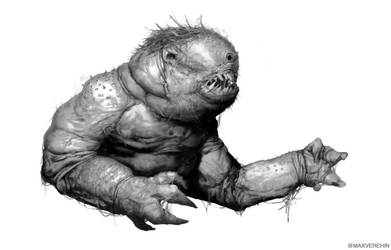 Monstro by Verehin