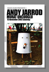 Andy Jarrod at Faces by can