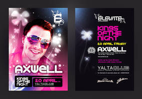 Axweel At YaltaClub by can