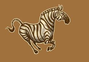 Zebra by kookybird