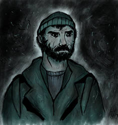 Randall Wayne (Deadlight) by AllyN-One