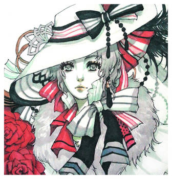 La Lady by Zuhrah