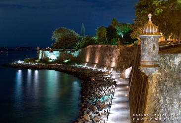San Juan, Puerto Rico by Charlie-Framer