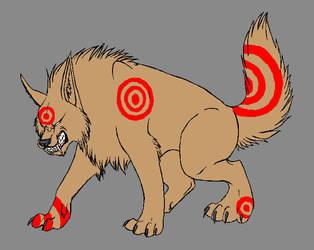 Bullseye by rigganmore