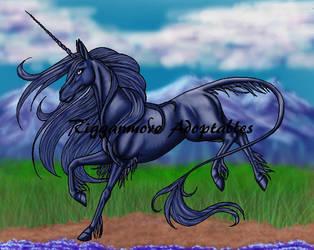 Unicorn by rigganmore