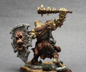 Ogre Back by Geoffryn