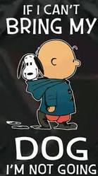 Charlie_Brown Snoopy Backpack Tagalong by Geoffryn