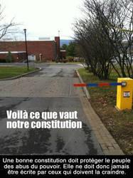 Ce Que Vaut La Constitution De La 5e Republique by Hydronium-GV