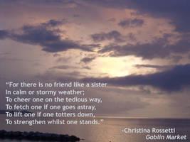 Sister by Mistreena