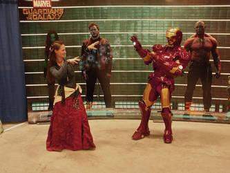 Mistreena vs Iron Man by Mistreena
