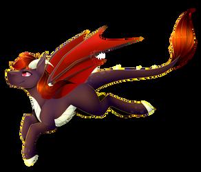 Scarlet Flight by CerTheWitch