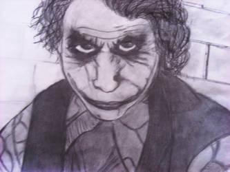Joker by BRiA-DOT