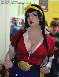 Bombshell Wonder Women: Girl Power! by PookieBearCosplay