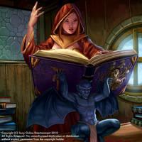Legends of Norrath 4 by Conceptopolis
